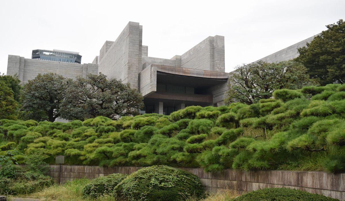 写真・図版 : 最高裁判所の外観=東京都千代田区隼町