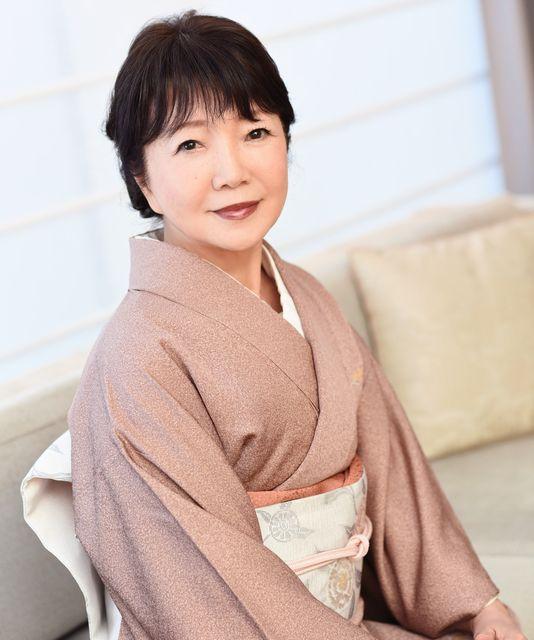 写真・図版 : 髙樹のぶ子さん