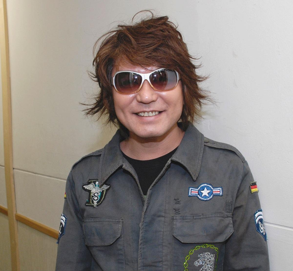 T.AKIRA(本名:玉元晃) 歌手(フィンガー5)2008OP写真通信社