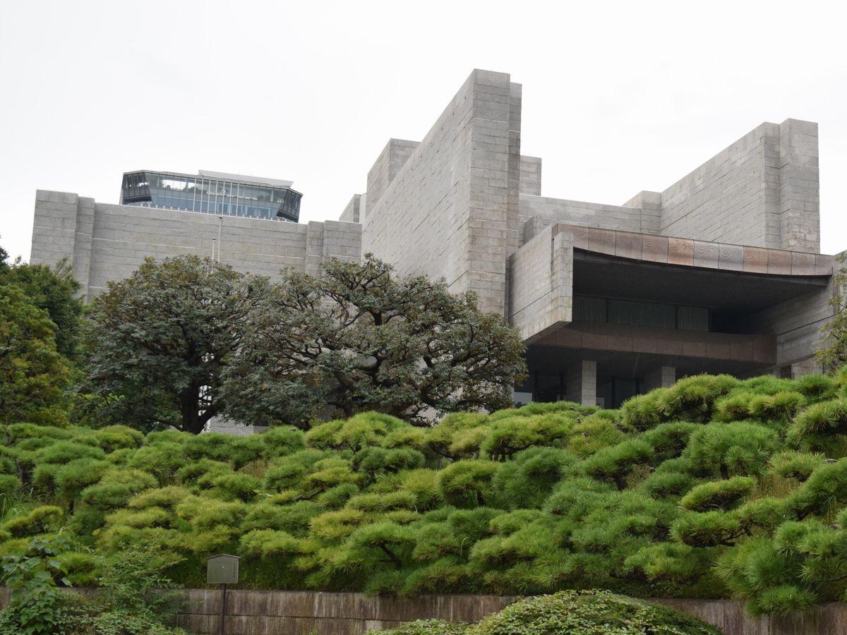 写真・図版 : 東京・隼町の最高裁