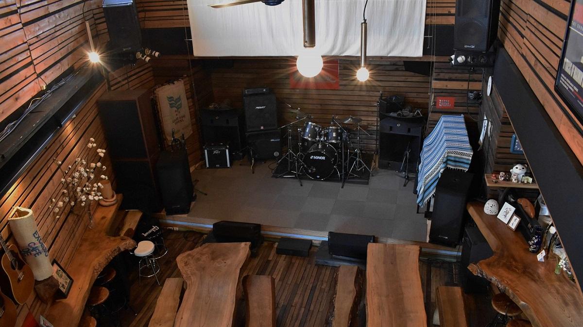 写真・図版 : 長期間閉店を余儀なくされたライブハウス