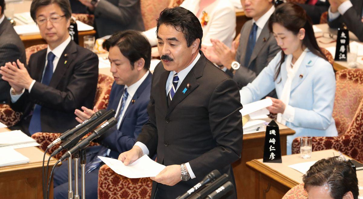 写真・図版 : 佐藤正久参院議員