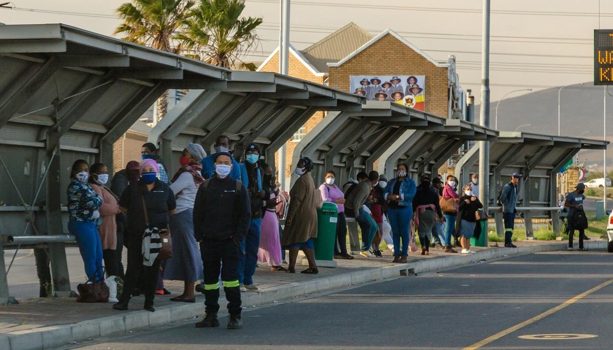 今後はアフリカの感染拡大が危惧されている=南アフリカ・ケープタウン、Chadolfski/Shutterstock.com