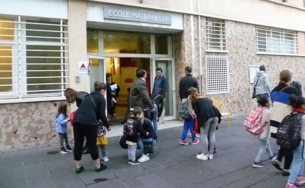 3歳から始まるフランスの義務教育