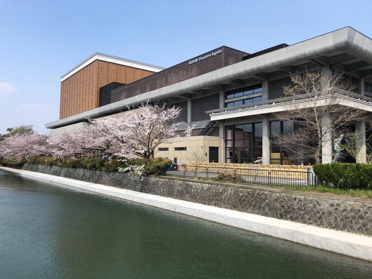 写真・図版 : ロームシアター京都=京都市左京区