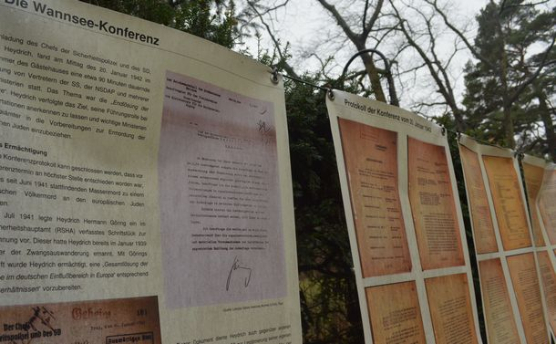 湖畔の別荘で「ユダヤ人問題の最終解決」 ナチスの「関係省庁会議」