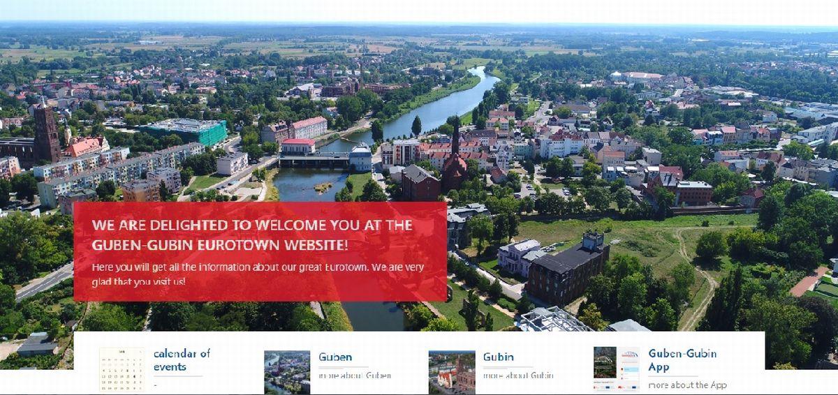 写真・図版 : ドイツのグーベンとポーランドのグビンを一緒に紹介するサイト