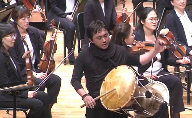 韓国伝統音楽「5拍子10拍子の世界」へようこそ!