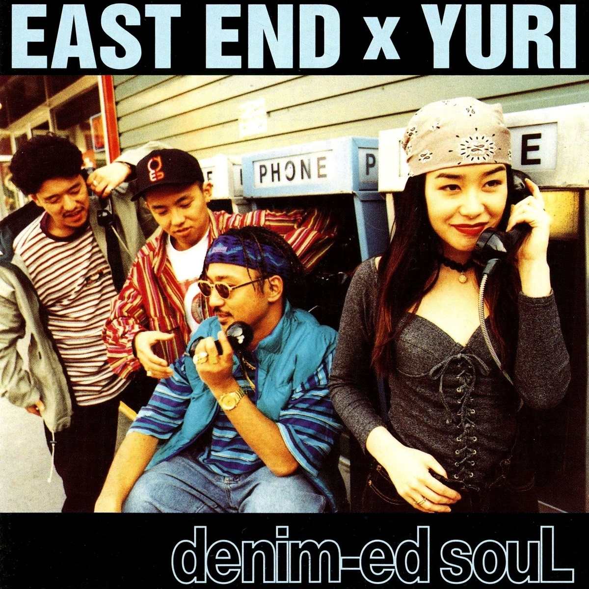EAST END×YURI「denim-ed souL」(94年) FILE RECORDS