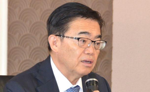 写真・図版 : 大村秀章・愛知県知事