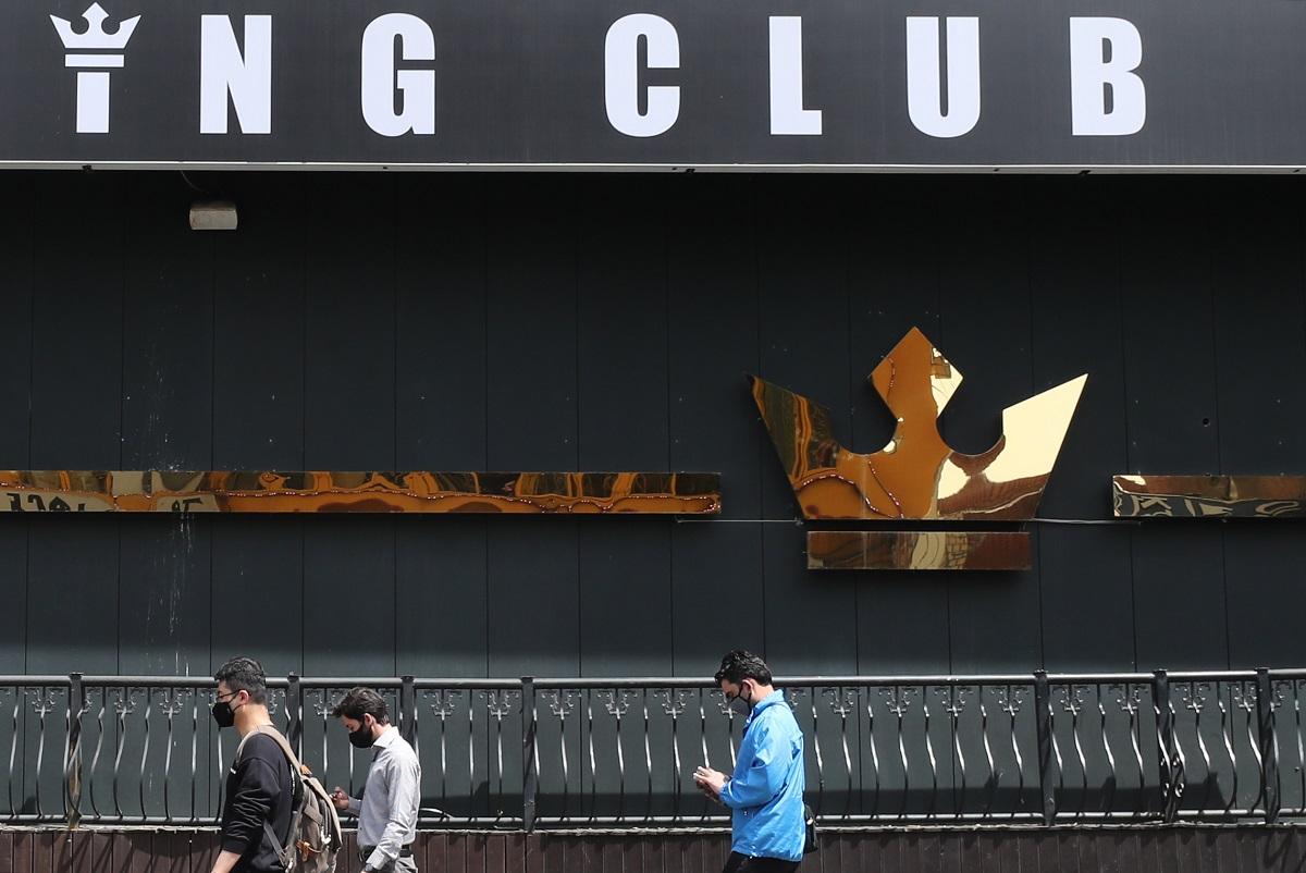 写真・図版 : ソウルの繁華街・梨泰院にあるクラブ。ここでクラスターが発生した=東亜日報提供