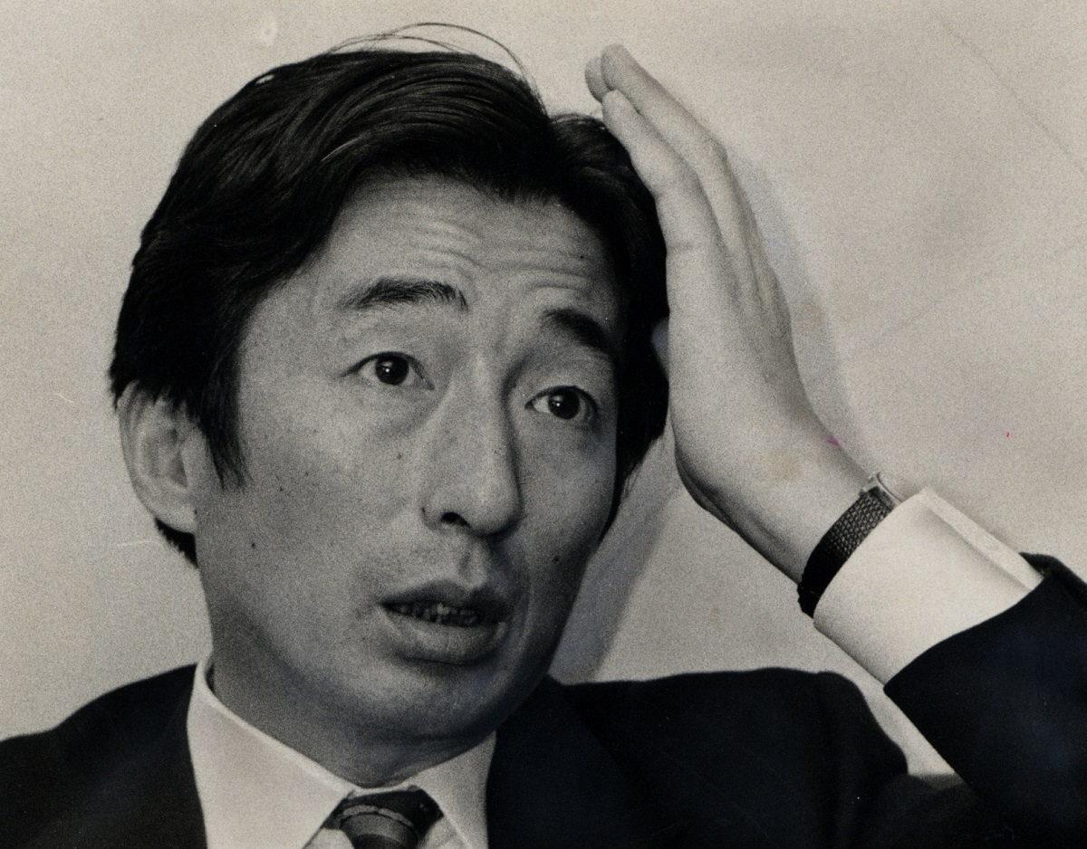 藤岡和賀夫=1974年
