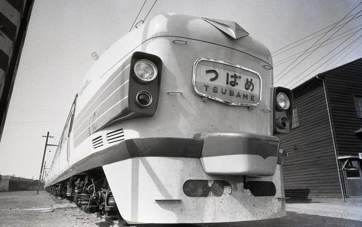 特急「つばめ」=1960年