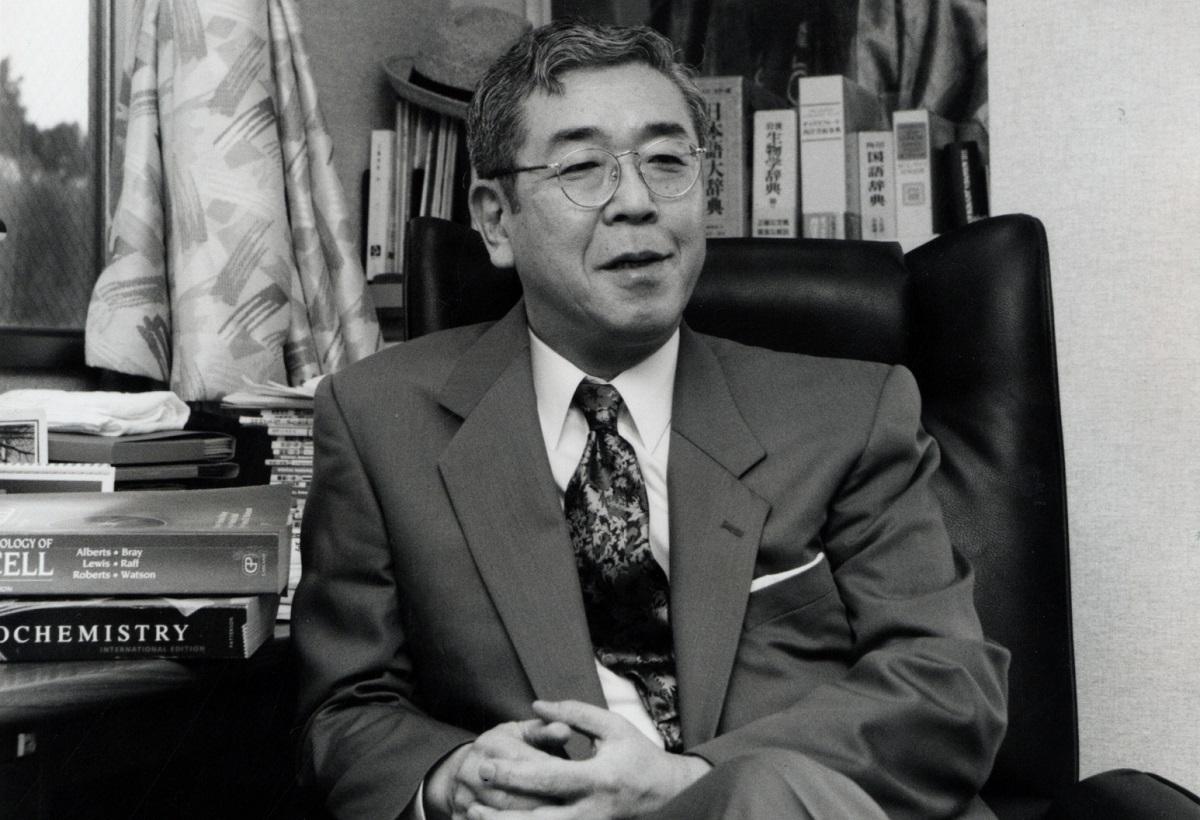 写真・図版 : 多田富雄=1994年