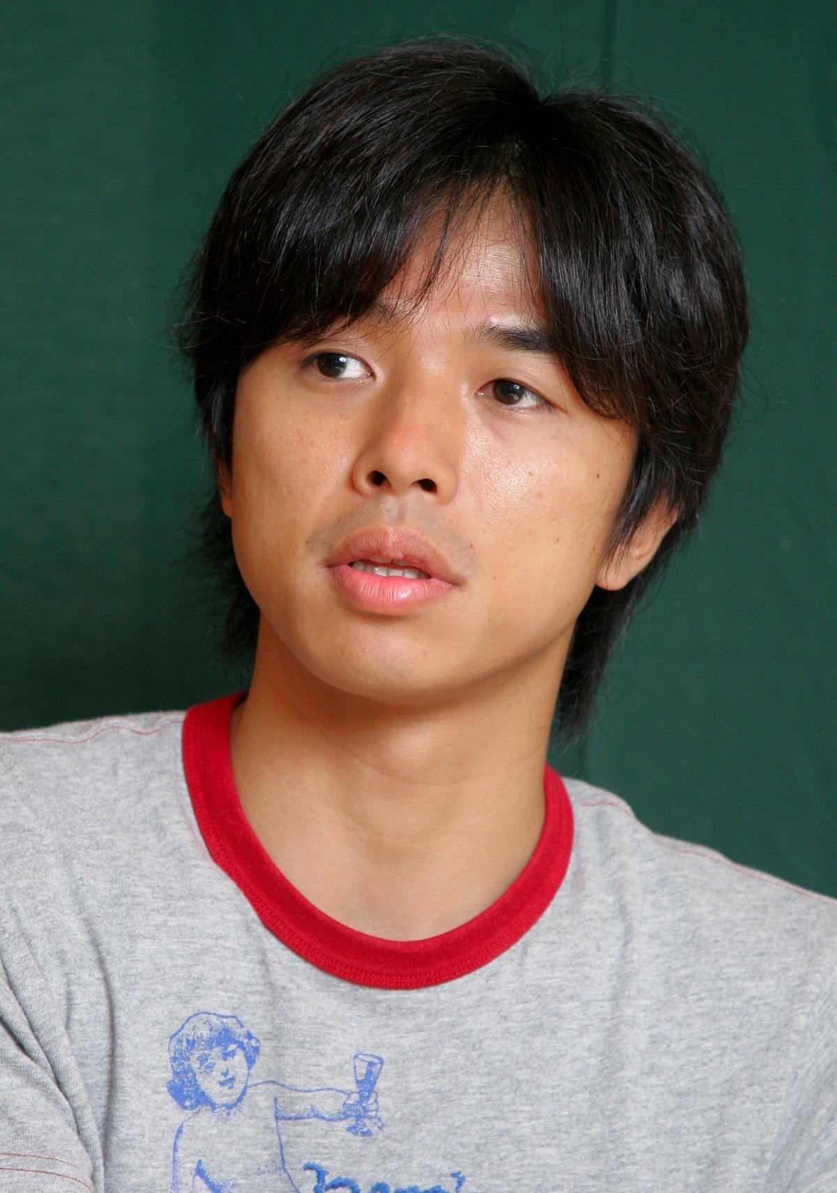 写真・図版 : 井ノ原快彦さん=2006年