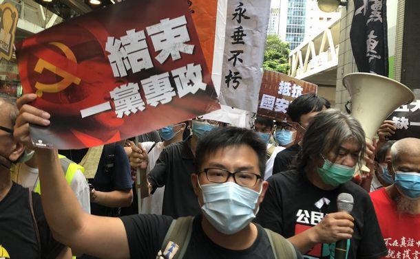 看過できない香港問題 日本外交は対中政策を転換せよ