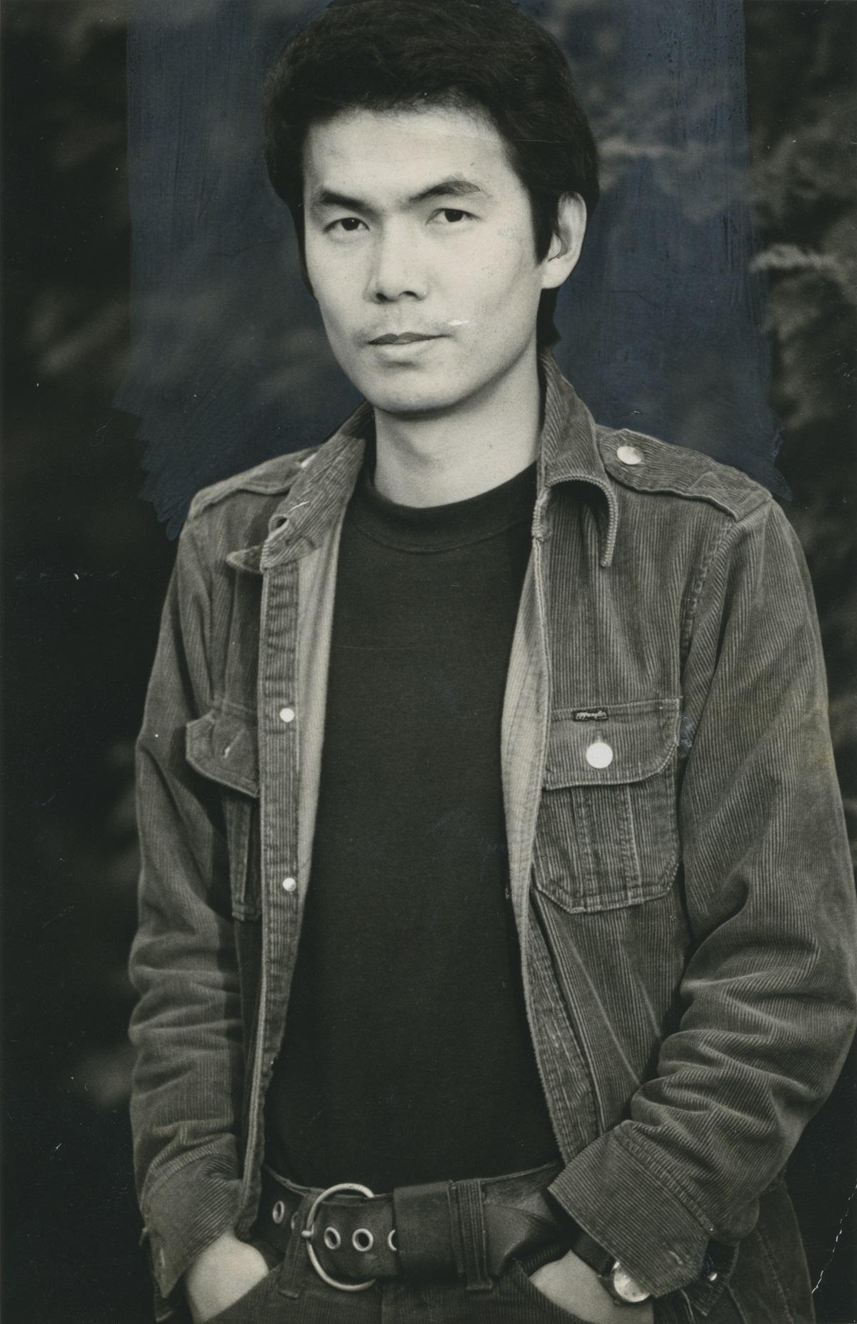 写真・図版 : 沢木耕太郎=1978年