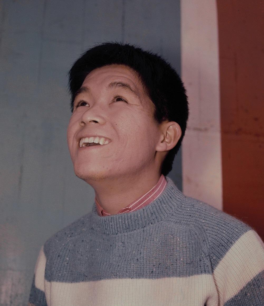 写真・図版 : 坂本九=1962年1月