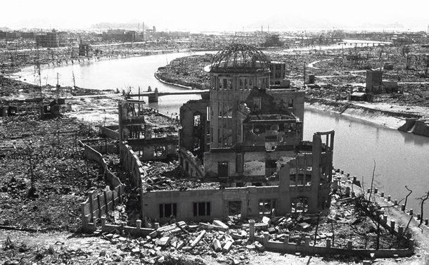原爆の惨禍を世界に伝えたジョン・ハーシーの『ヒロシマ』