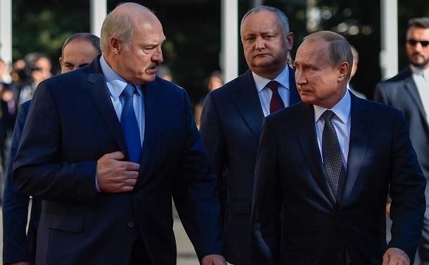 ベラルーシの政情不安:プーチンの介入はあるか