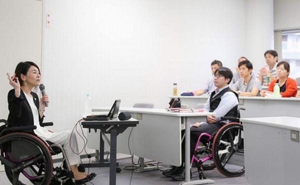 「リモート」で障害者を街で見ることが減っていく
