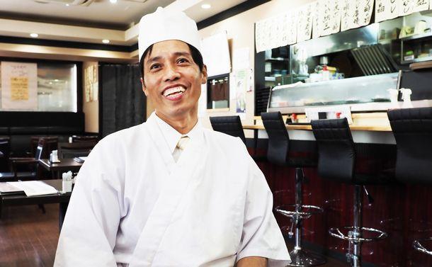 ミャンマー出身のマウンさんが20年以上修行を積み浅草で寿司店を開くまで