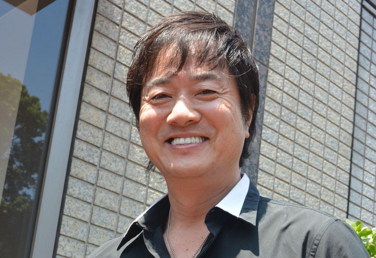 写真・図版 : 「生き直すために正直になった」と語った高知東生さん=田中聡子撮影