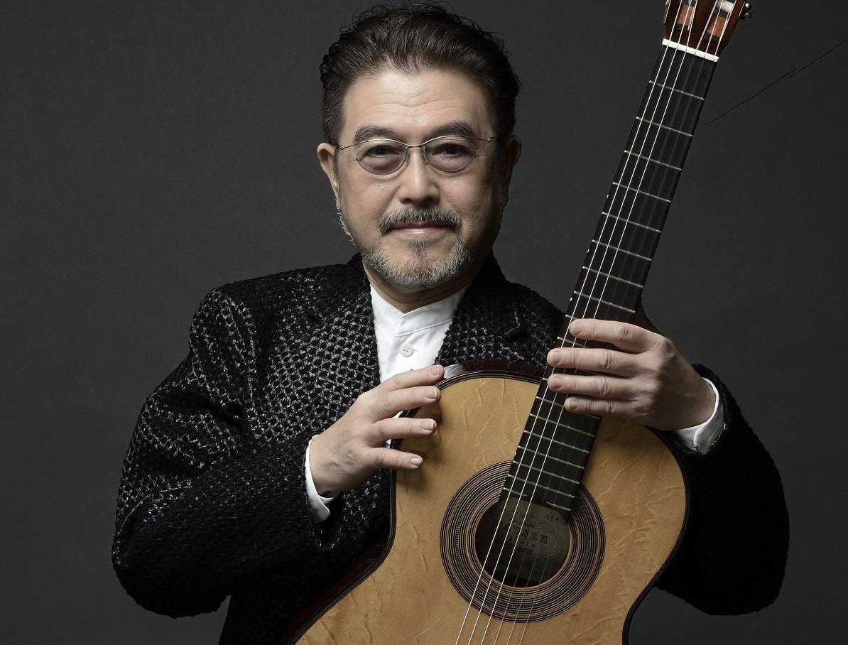 写真・図版 : ギタリストの渡辺香津美さん