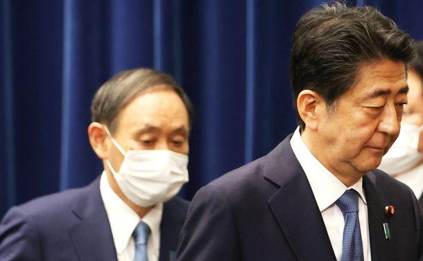 安倍政権の「幻」に身を委ねた日本~菅政権は「幻」を継承するのか