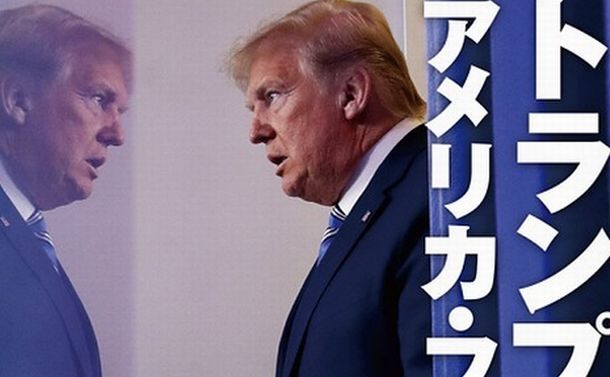 『独裁と孤立 トランプのアメリカ・ファースト』