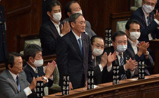 菅政権は日米地位協定を改悪した安倍政権の手法も継承するのか?