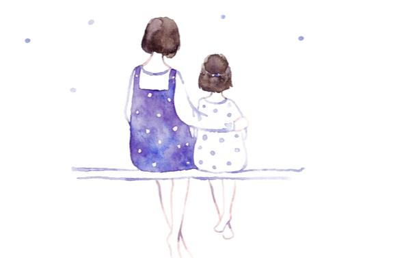 母から娘へ、連鎖する教え