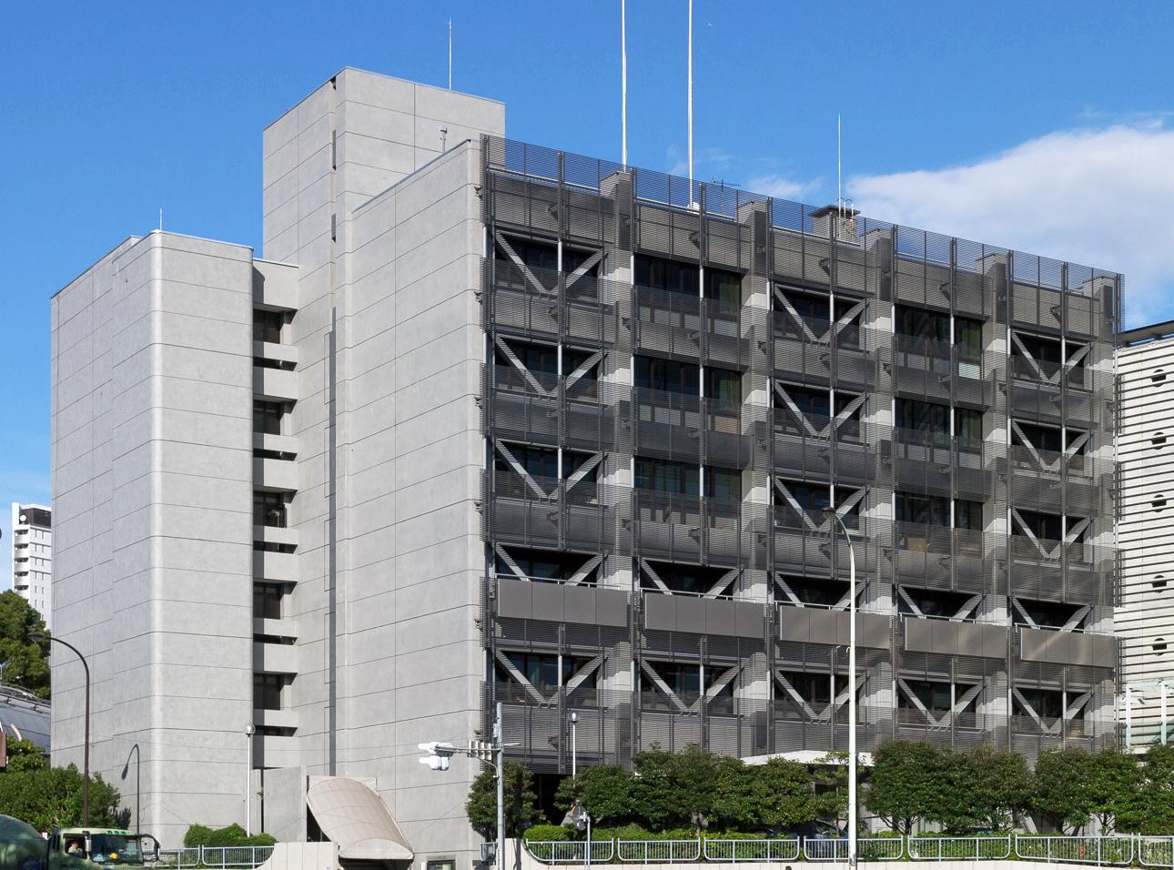 写真・図版 : 東京・六本木の日本学術会議庁舎[CC BY-SA]