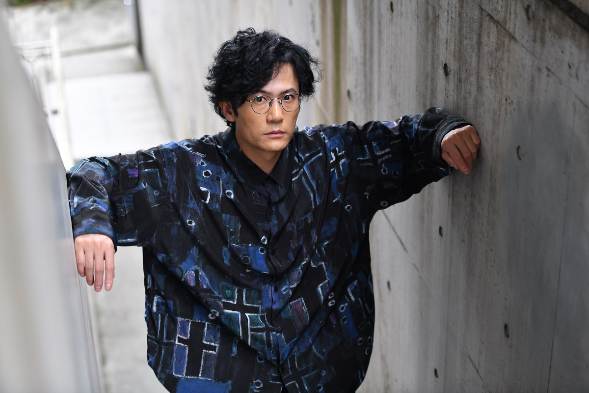写真・図版 : 稲垣吾郎さん=撮影・門間新弥