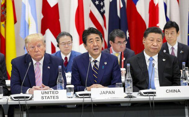 米中対立の中の日本の立ち位置