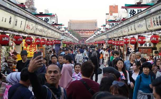日本の観光復興のカギを握るインバウンド客が戻ってくるこれだけの理由