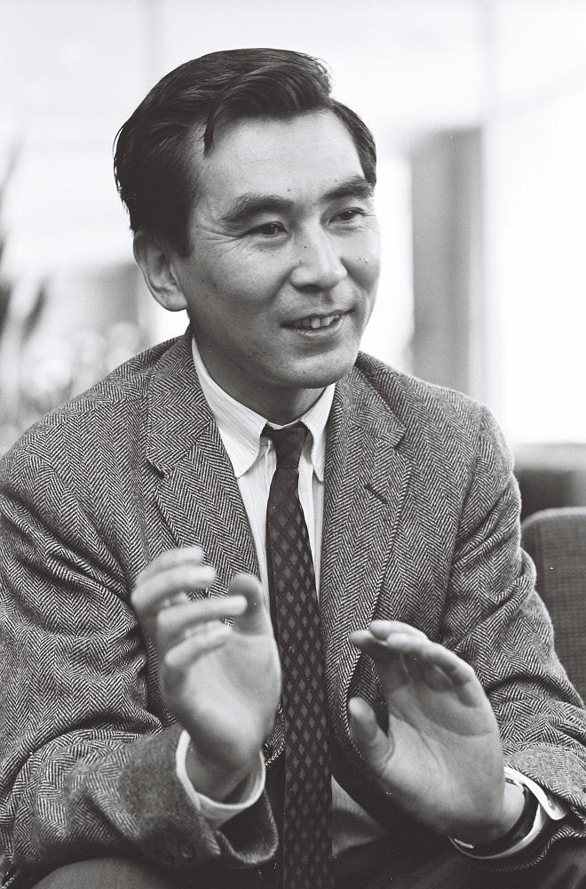 写真・図版 : 加藤秀俊氏=1965年