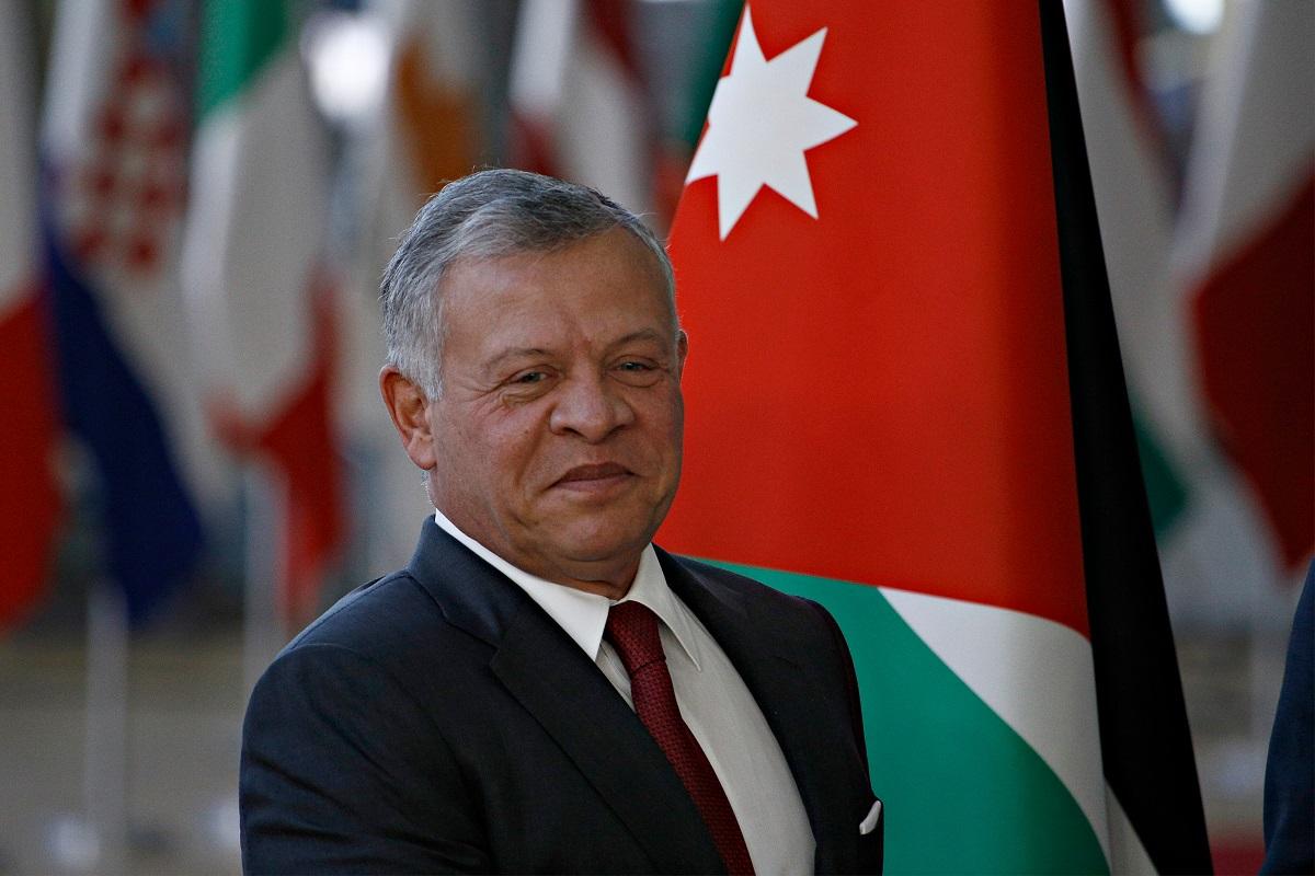 写真・図版 : ヨルダンのアブドラ国王 Alexandros Michailidis/Shutterstock.com