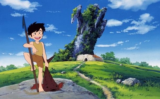 宮崎駿監督が猛烈に働いて作った『未来少年コナン』