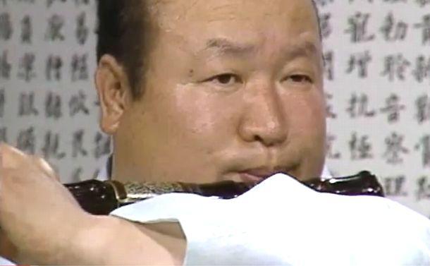 写真・図版 : テグムの師匠 ソヨンソク先生