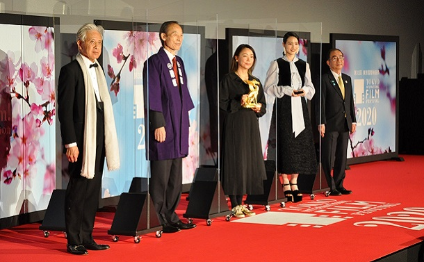 東京国際映画祭にまともな方向に向かう兆しが見えた