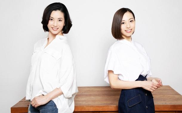 元宝塚雪組トップコンビ 壮一帆と愛加あゆが共演/上