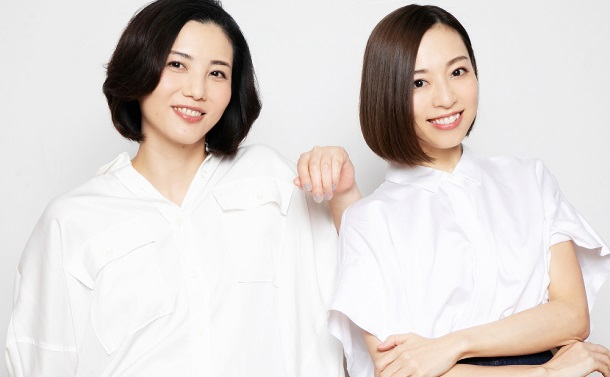 元宝塚雪組トップコンビ 壮一帆と愛加あゆが共演/下