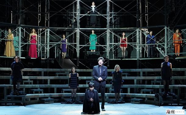 ミュージカル『ナイン』舞台映像到着!! そして、11月22・23日はライブ配信実施!!