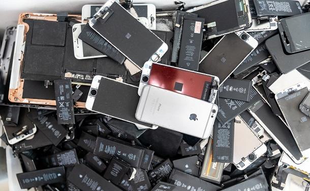 「電子ごみ」(E-waste)に気をつけて