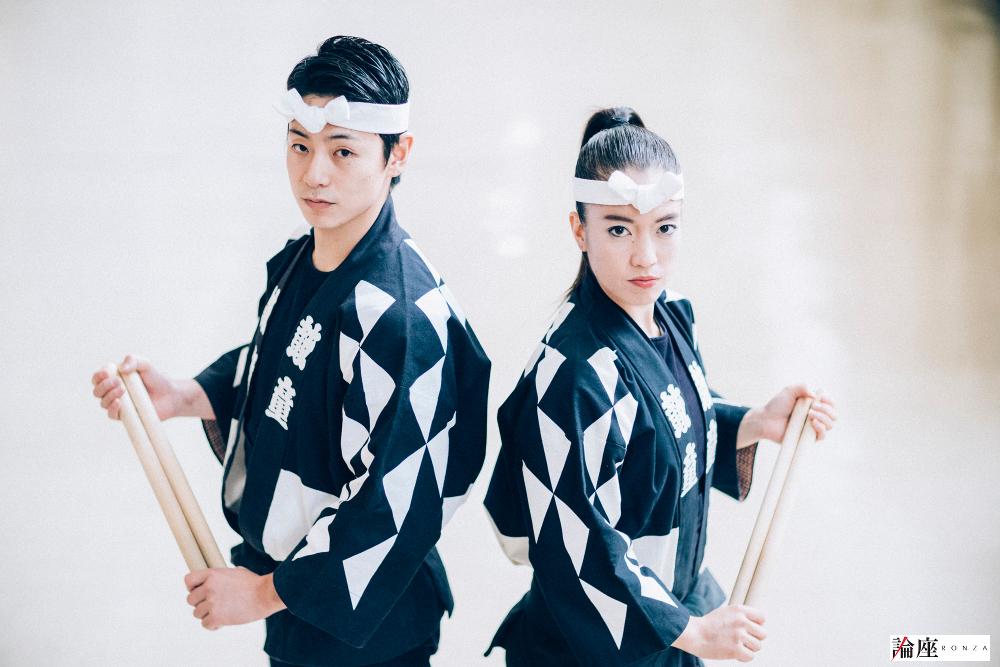 写真・図版 : 北林玲央(左)&米山水木=岡本隆史 撮影