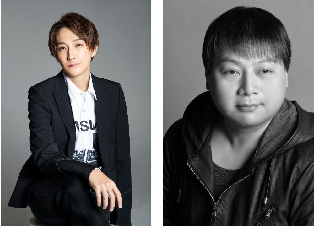 写真・図版 : 元吉庸泰(左)・荻田浩一