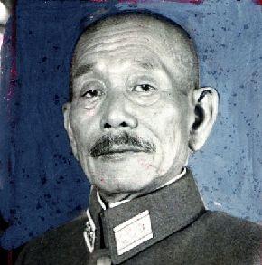 写真・図版 : 陸軍大将・松井石根さん