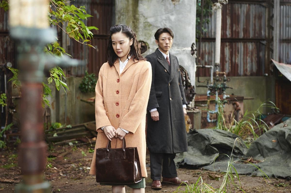 黒沢清『スパイの妻<劇場版>』 ©2020 NHK、 NEP、 Incline、 C&I//配給:ビターズ・エンド/配給協力:『スパイの妻』プロモーションパートナーズ