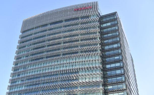 写真・図版 : 日産本社=2020年2月13日、横浜市西区